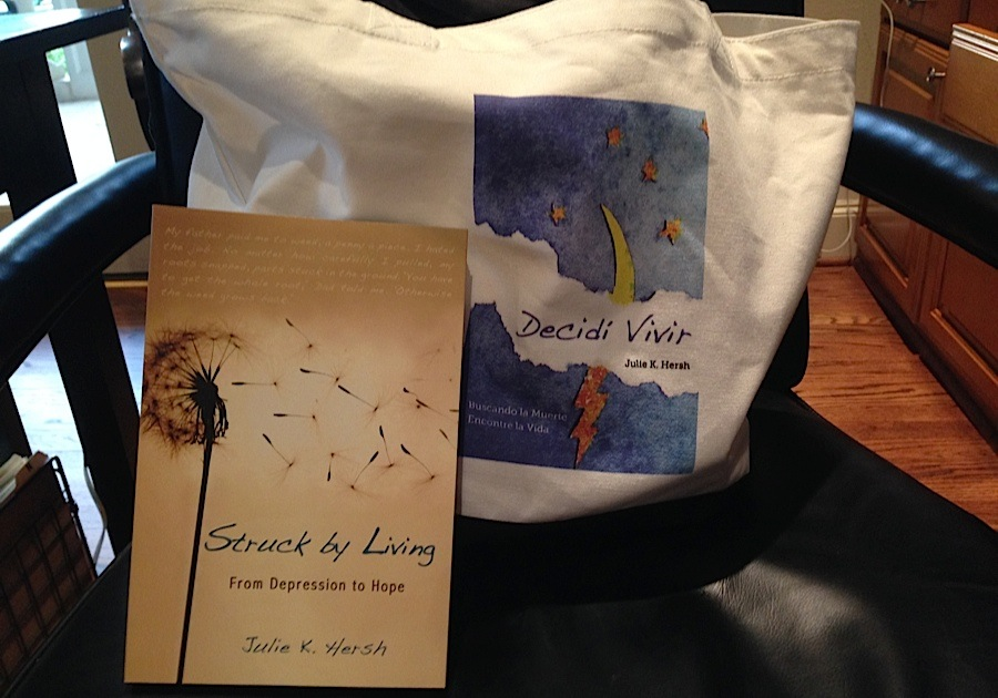 Decidí Vivir Book Launch is set Oct 28! See Events page for details